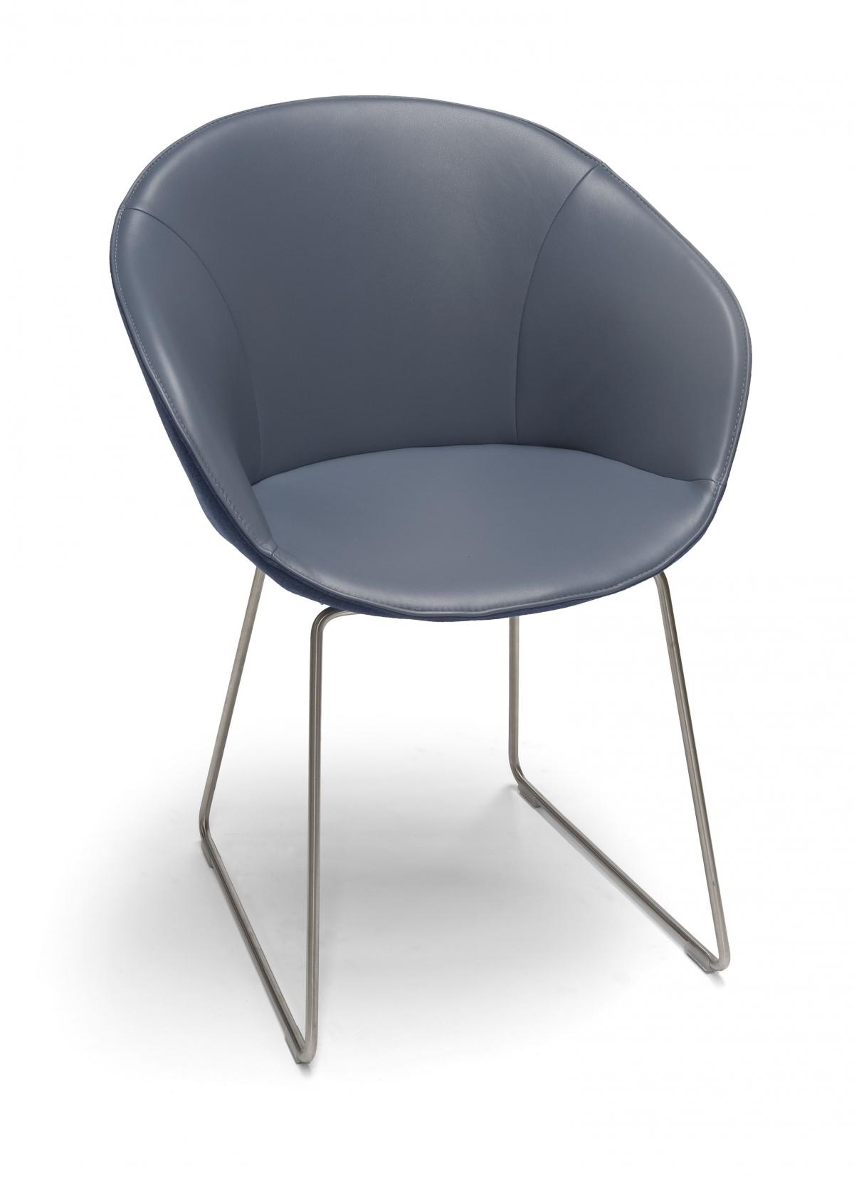 Dolce eetkamerstoel met armleuning Hulshoff Design