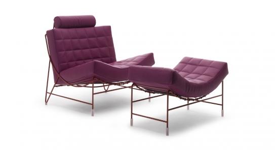 Leolux Fauteuil Rood.Fauteuils Hulshoff Design Centers